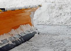 Snow plowing Albany, NY